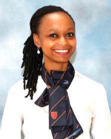 Kagiso Batka-Makwinja - Africa coordinator